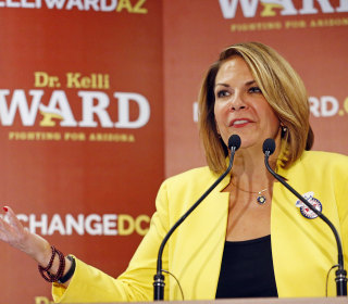 First Read's Morning Clips: Kelli Ward gets congressional endorsement