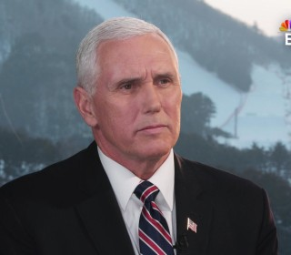 Pence vows to defend U.S. from North Korea by taking whatever 'action is necessary'