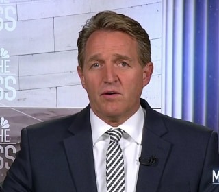 Jeff Flake: 'We can get something done' on immigration this week