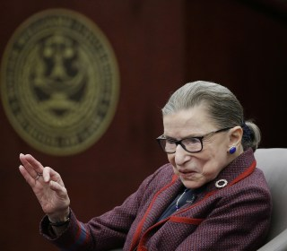 Ruth Bader Ginsburg says #MeToo has 'staying power' and can withstand backlash