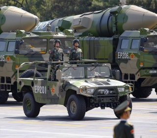 These Chinese military innovations threaten U.S. superiority, experts say