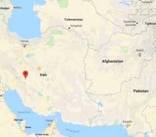Iran plane crash: 66 people killed after passenger aircraft goes down