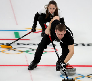 Russian curler faces scrutiny after doping tests return positive