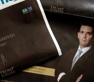 Donald Trump Jr. praises 'spirit' of India's people during promotional trip