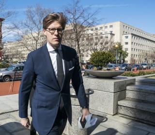 Mueller charges lawyer Alex van der Zwaan, oligarch's son-in-law