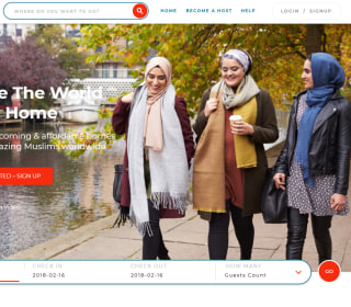 Fearing Islamophobic Airbnb hosts, entrepreneurs aim to build 'a Muslim-friendly solution'