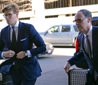 Mueller charges lawyer Alex van der Zwaan, oligarch's son-in-law