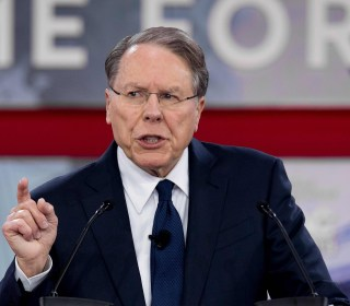 NRA's Wayne LaPierre accuses Democrats of exploiting Parkland shooting in speech