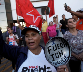 Amid political unrest, violence in Honduras, TPS holders in U.S. worry about their fate