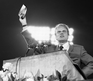 Billy Graham exemplified what evangelical Christianity could be — and too often was not