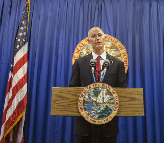 Florida Gov. Rick Scott moves to bar people under 21 and mentally ill from buying guns
