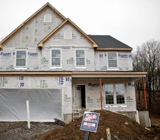 Home sales are down 5 percent as baby boomers stay put