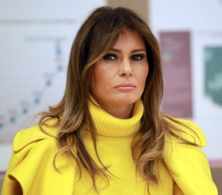 Melania Trump invites tech giants to a meeting on cyberbullying
