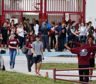 Parkland school shooting: Students return to classes