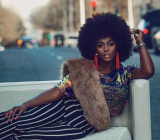 Amara La Negra is lifting up Afrolatinidad as she moves to hip hop