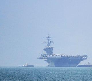 Vietnam hosts U.S. aircraft carrier for first time since war