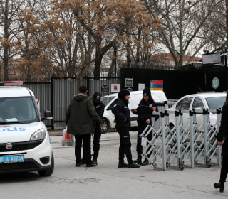 Turkey detains ISIS-linked suspects after U.S. Embassy in Ankara shuts