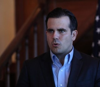 Puerto Rico's governor takes steps to privatize power utility