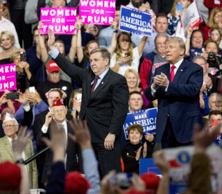 Here's why Tuesday's race in Trump Country is so competitive