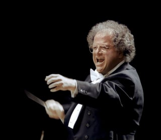 Met Opera fires famed conductor James Levine after finding 'credible evidence' of sexual harassment
