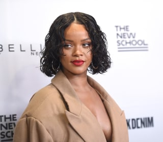 Snapchat under fire after hosting 'slap Rihanna' ad