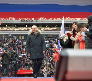 As Russian election looms, Putin's political goals reveal his blinkered, unrealistic worldview