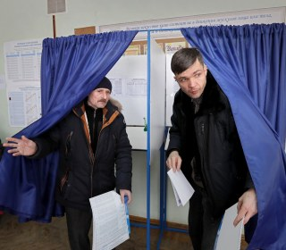 Voter turnout key for Kremlin as Russia heads to polls to hand Putin 4th presidential term