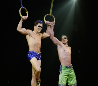 Cirque du Soleil star Yann Arnaud plunges to death during Florida show