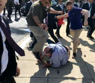 Charges dropped against Turkish president's bodyguards in D.C. brawl ahead of State Dept. meeting