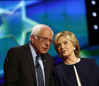 Pro-Bernie Sanders group cancels Hillary Clinton protest