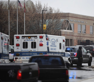 2 students shot at Great Mills, Maryland, high school; gunman dies