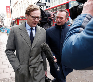 Cambridge Analytica CEO Alexander Nix suspended amid hidden-camera expose