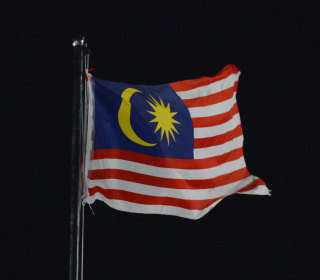 Engineer sues group that allegedly mistook Malaysian flag for ISIS
