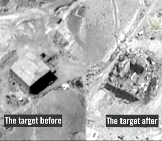 Israel admits to strike on suspected Syrian nuclear reactor in warning to Iran