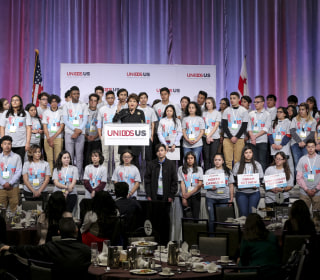 Latino advocacy group UnidosUS launches young voter registration campaign