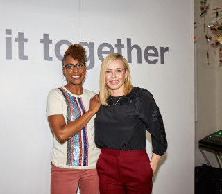 What Chelsea Handler and Issa Rae want women to know about getting ahead