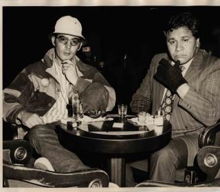 Documentary on 'Dr. Gonzo' captures Oscar Zeta Acosta's wild ride