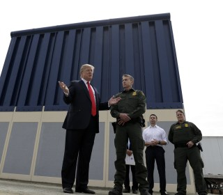 Fact check: Trump says spending bill starts work on his border wall. It doesn't.