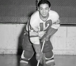 Larry Kwong, NHL's first player of Asian descent, dies at 94