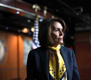 Pressure is growing on Pelosi to relinquish her role. But will she?