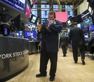 U.S. markets close sharply lower as tech stocks lead late sell-off