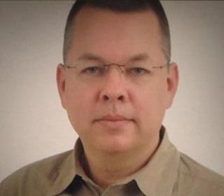 Senators warn of 'measures' against Turkey over Andrew Brunson case