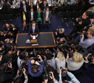 Mark Zuckerberg's big moment before Congress is here