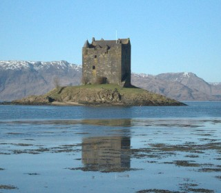 How Scotland defends its castles against climate change