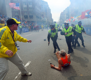 Five days in April: The Boston Marathon bombing and the manhunt that followed