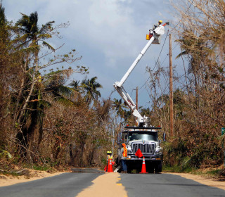 Islandwide blackout hits Puerto Rico nearly seven months after Hurricane Maria