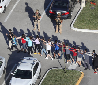 Florida's Brevard County may deploy armed janitors and other staffers to fight school shooters