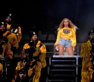 Beyoncé's Coachella performance was an unprecedented celebration of black cultural influence in America
