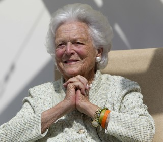 Remembering Barbara Bush, a beloved first lady of strength and purpose