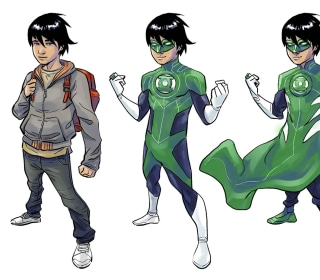 Drawing on family stories, creators craft new generation of Asian-American superheroes